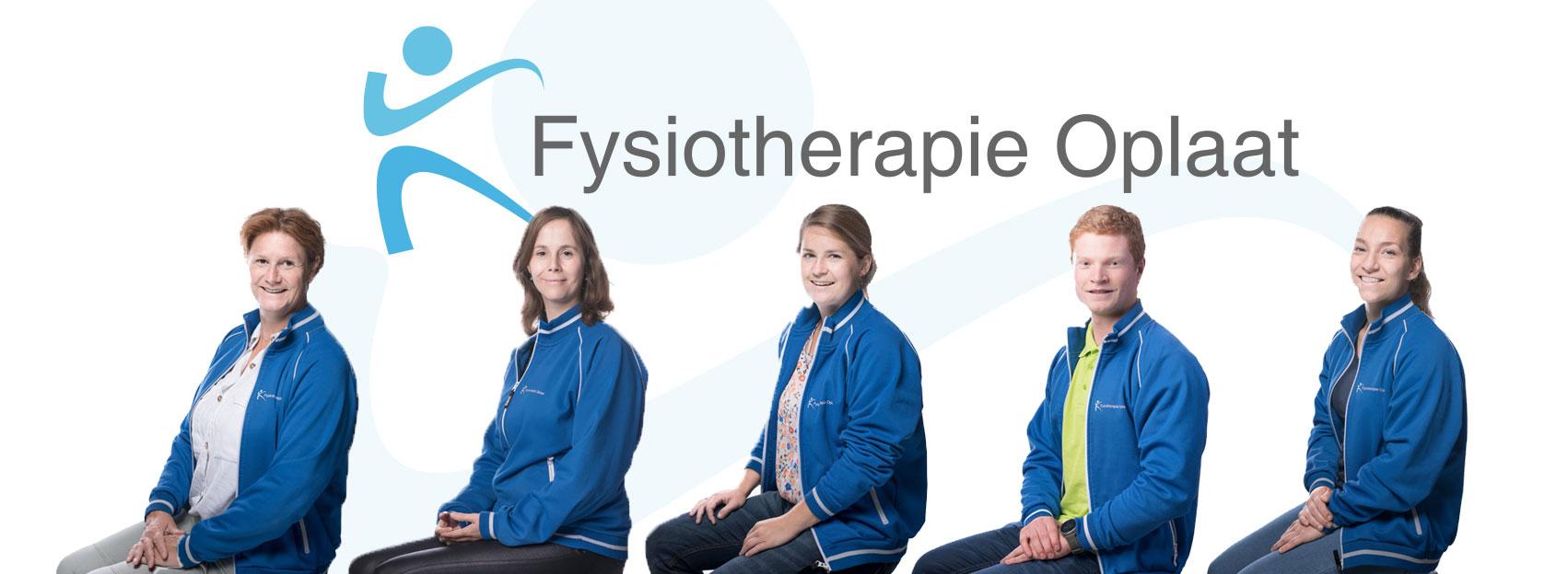 Fysiotherapie Oplaat